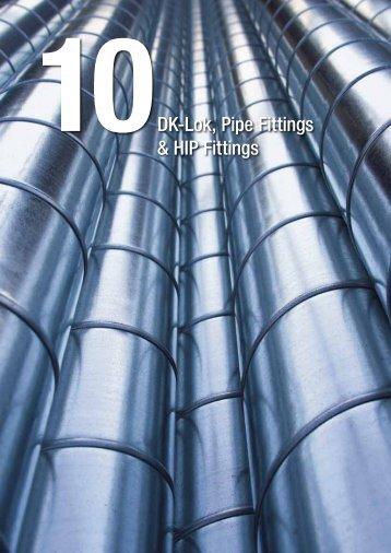 DK-Lok, Pipe Fittings & HIP Fittings - Valnor AS