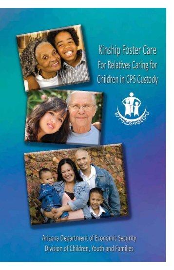 Kinship Foster Care - Arizona Department of Economic Security