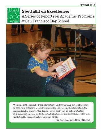 Download PDF - San Francisco Day School