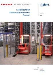 SBS Deutschland - Viastore Systems GmbH