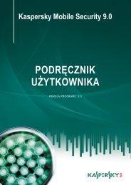 Kaspersky Mobile Security 9.0 - Podręcznik użytkownika