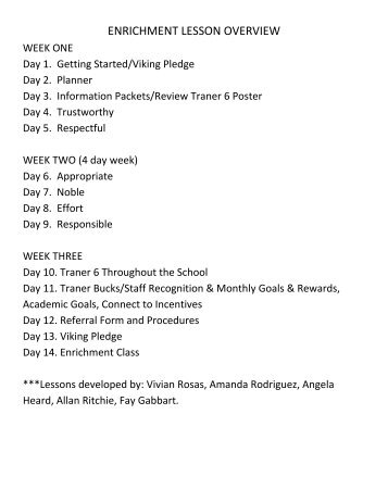 My Promise My Future Lesson Plans Week 2 Day 1 Pittsburgh