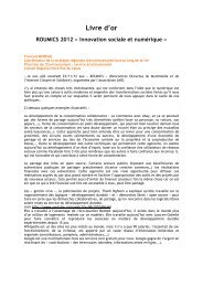 04. Livre d'or ROUMICS 2012