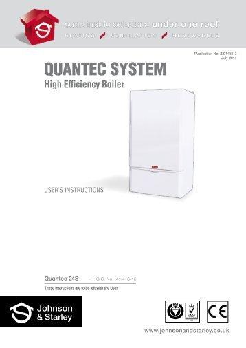quantec wiring instructions for qt602 qt602e luckinslive rh yumpu com Quantec Radiation Quantech Services