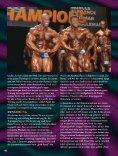Das Leben als Bodybuildingprofi. Von Berend Breitenstein. - Seite 5