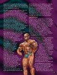 Das Leben als Bodybuildingprofi. Von Berend Breitenstein. - Seite 6
