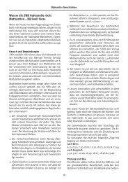 Warum die SBB Haltestelle nicht Mattstetten – Bäriswil hiess