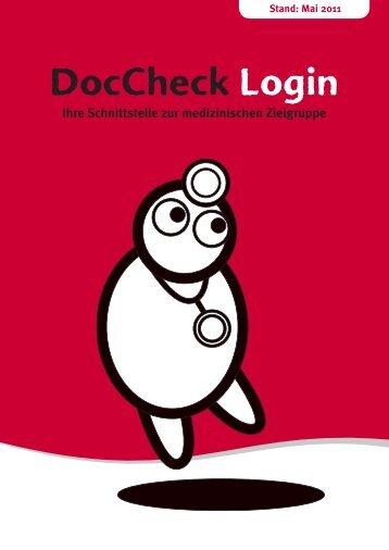 Doccheck Login