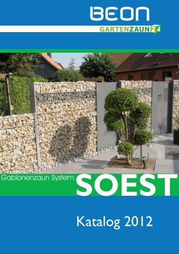 Serie SOEST - Gartenzäune