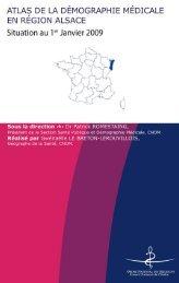région Alsace - Conseil National de l'Ordre des Médecins