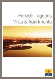 Fanadir Lagoons Villas & Apartments - El Gouna