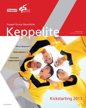 January 2013 - Keppel Corporation