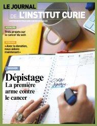 Fév 2011 - Institut Curie
