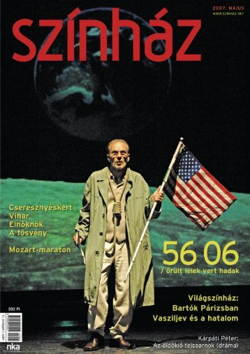 2007. május - Színház.net