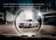 Download PDF - Mercedes-Benz Italia