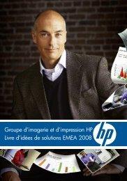 Catalogue de solutions HP - Hewlett-Packard France - HP