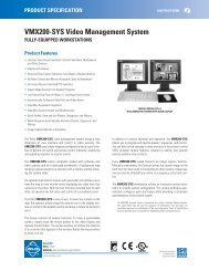 VMX200-SYS Video Management System - Cables Plus USA
