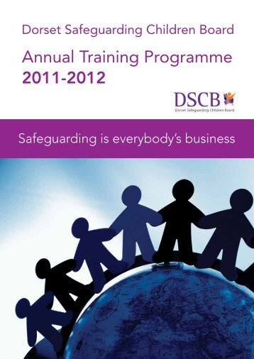 Annual Training Programme - Bournemouth and Poole LSCB