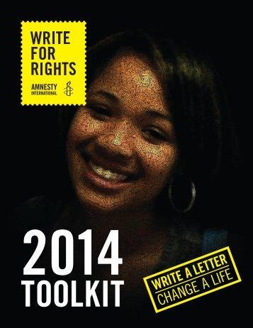 2014WriteForRightsToolkit