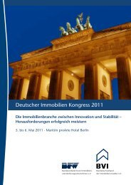 Deutscher Immobilien Kongress 2011 - ADI Akademie der ...