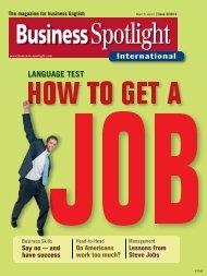 Business Spotlight International 2/2012