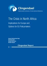 The crisis in North Africa report 2015