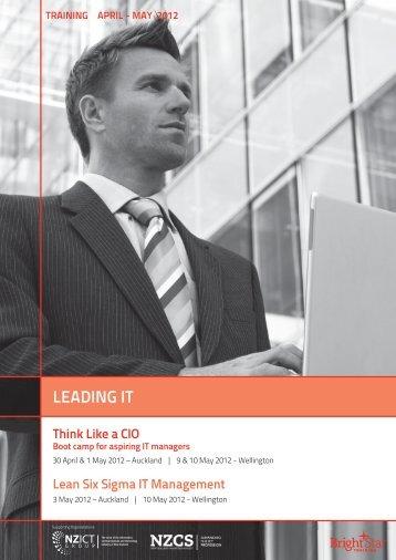 TF105 106 Leading IT Brochure.indd - Conferenz