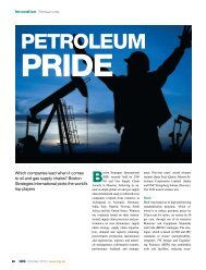 Petroleum Pride - Boston Strategies International