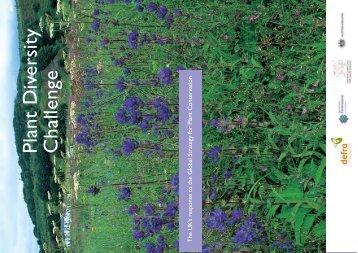 Plant Diversity Challenge - Plantlife