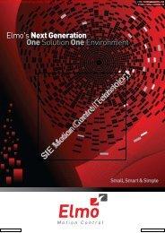 Elmo Next Generation Intelligent Servo Drives - SIE Motion Control ...