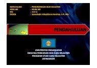 PENDAHULUAN - Blogs Unpad - Universitas Padjadjaran