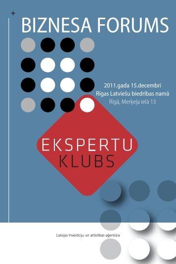 LIAA Biznesa forums 2011 Programma.pdf - VATP