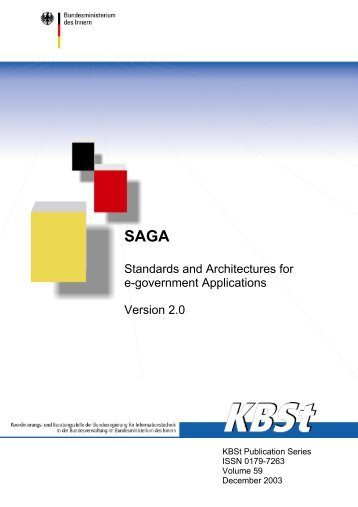 SAGA - Bundesamt für Sicherheit in der Informationstechnik