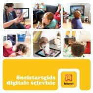 Gebruikersgids digitale televisie (grijze ... - Klantenservice