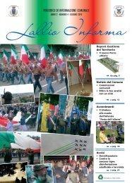 lallio giugno 2010 - Comune di Lallio