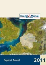 Rapport de gestion - Crédit Mutuel