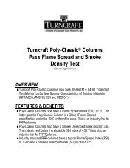 Test Results-Flame Guard:PDF - Turncraft