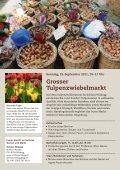 Grosser Tulpenzwiebelmarkt auf Schloss Wildegg - Page 2