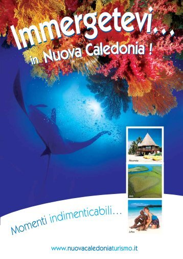 Immergetevi in Nuova Caledonia.pdf - Blue Space