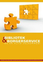 Bibliotek & Borgerservice