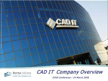 Press Releases and News - Cad IT