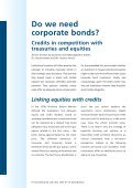Do we need corporate bonds? Credits in competition ... - Quoniam.de - Page 2
