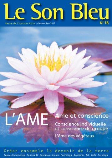 revue 18 - Institut Alcor