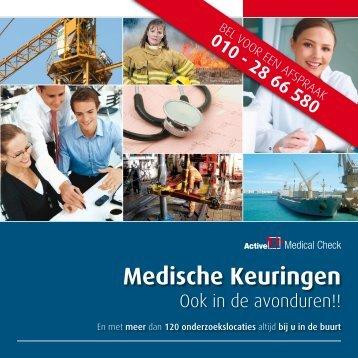 Medische Keuringen - Arboactive