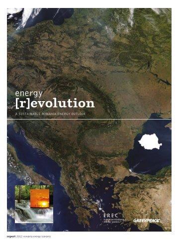 key results of the romania energy [r]evolution scenario