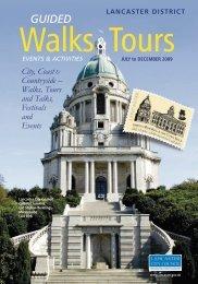 Guided Walks 2008 PRINT - Visit Lancashire