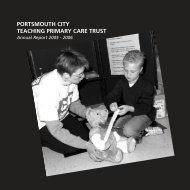 Annual Report 2005/06 - NHS Portsmouth