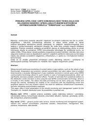 Upravljanje distributivnom mrežom Termoplina - ptmg.hr