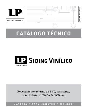 CATálogo TéCniCo - fsilvareis.com.br