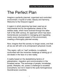The Perfect Plan - UiD